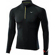 Mizuno Breath Thermo 1-2 Zip Top AW13